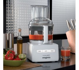 18470IT Magimix - Cuisine Systeme Xl 4200 Bianco