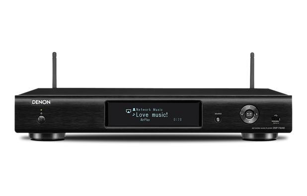 Denon DNP-730AE Collegamento ethernet LAN Wi-Fi Ne venduto su Radionovelli.it!