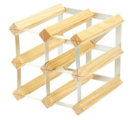 KCBCWR6BTL. /kitchen craft  scaffale per bottiglie