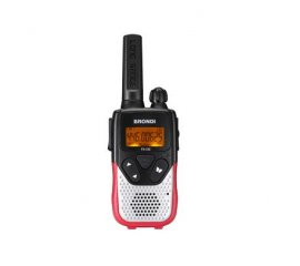 FX332 WALKIE TALKIE 12KM 8CAN SCAN/VOX VIBRACALL P
