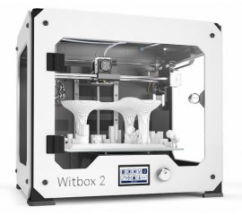 D000020 STAMPANTE 3D WITBOX 2