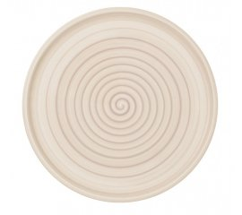 Art.Nat.Beige Piatto pizza 32cm