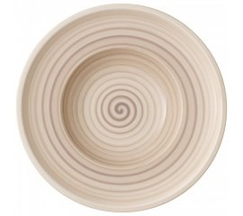 Art.Nat.Beige Piatto fondo 25cm