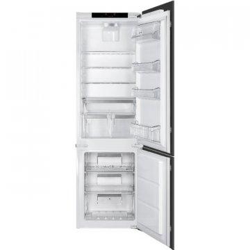 CD7276NLD2P - Smeg CD7276NLD2P Incasso 255L A++ Nero frigorifero ...