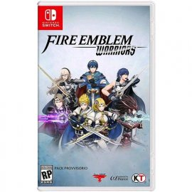 NINTENDO SWITCH FIRE EMBLEM WARRIORS venduto su Radionovelli.it!