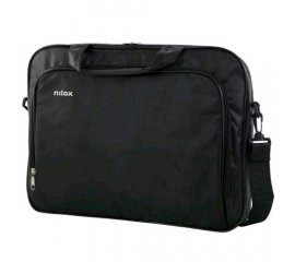 "NILOX NOTEBAG ESSENTIAL 2 BORSA PER NOTEBOOK 15.6"" COLORE NERO"