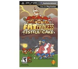 Sony Fat Princess, PSP PlayStation Portatile (PSP) ITA
