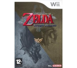 Nintendo WII The Legend of Zelda: Twilight Princess videogioco Nintendo Wii