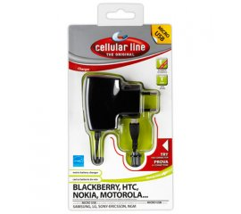 Cellularline CHARGER Nero Interno
