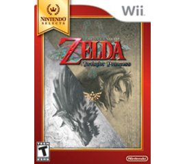 Nintendo The Legend of Zelda: Twilight Princess Wii