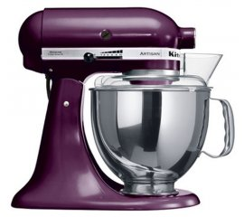 KitchenAid 5KSM150PS Sbattitore con base Porpora 300 W