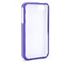 Xqisit iPlate Solid alu custodia per cellulare Cover Viola
