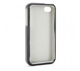 Xqisit iPlate Solid alu custodia per cellulare Cover Nero