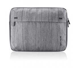 "Belkin Move Sleeve borsa per notebook 33,8 cm (13.3"") Custodia a tasca Grigio"