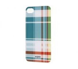 "Xqisit iPlate custodia per cellulare 8,89 cm (3.5"") Cover Multicolore"