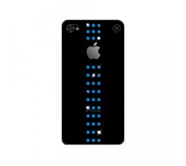 Bling My Thing BMT1100508 custodia per cellulare Cover Nero, Blu