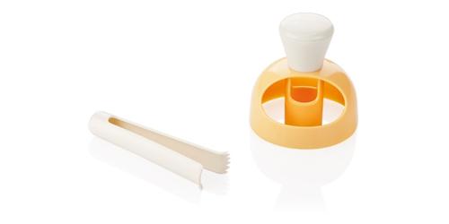 Tescoma Forma ciambelle con pinza per intingerle DELICIA venduto su Radionovelli.it!