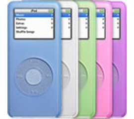 Apple iPod nano Tubes