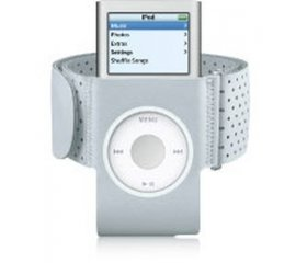 Apple iPod nano Armband, Grey