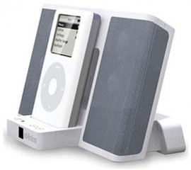 Altec Lansing Portable audio system for the iPod docking station con altoparlanti 2.0 canali 4 W