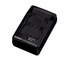 Nikon Battery Charger MH-18a Batteria per fotocamera digitale