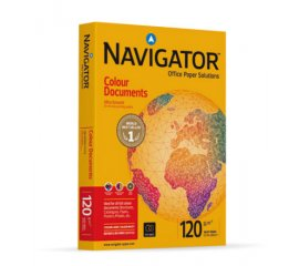 Navigator COLOUR DOCUMENTS carta inkjet A3 (297x420 mm) Opaco Bianco