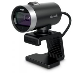 Microsoft LifeCam Cinema webcam 1 MP 1280 x 720 Pixel USB 2.0 Nero
