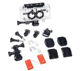 GoPro 3D HERO CASE & SYNC CABLE - Kit 3D