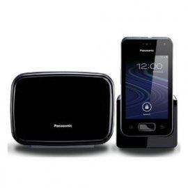 Panasonic KX-PRX150 Telefono DECT Nero Identificatore di chiamata venduto su Radionovelli.it!