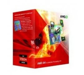 AMD A series A4-3300 processore 2,5 GHz Scatola 0,512 MB L2