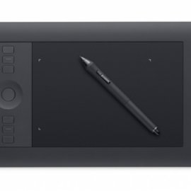 WACOM INTUOS PRO S TAVOLETTA GRAFICA 5080LPI 98X157 DI AREA ATTIVA USB/WIRELESS NERO e' tornato disponibile su Radionovelli.it!