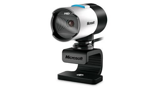 Microsoft LifeCam Studio webcam 1920 x 1080 Pixel USB 2.0 Nero, Argento 2