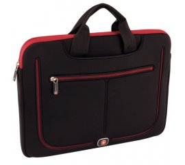 "Wenger/SwissGear Resolution borsa per notebook 33 cm (13"") Custodia a tasca Nero, Rosso"