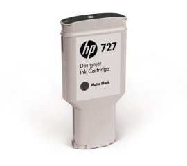 HP 727 Originale Nero opaco
