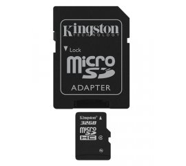 KINGSTON MICRO SD HC 32GB CLASSE 4