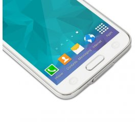 MOSHI i-VISOR XT GALAXY S5 SCREEN PROTECTOR WHITE
