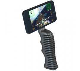 Clingo CG-07021 supporto per personal communication Telefono cellulare/smartphone Nero, Verde