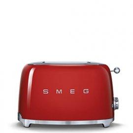 Smeg TSF01RDEU tostapane 2 fetta/e Rosso 950 W venduto su Radionovelli.it!
