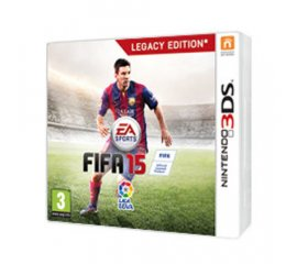 ELECTRONIC ARTS FIFA 15 3DS / 3DSXL VERSIONE INGLESE