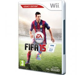 Electronic Arts FIFA 15, Wii videogioco Basic Inglese