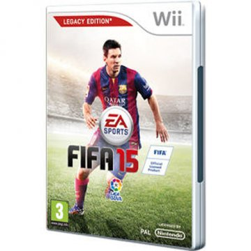 Electronic Arts FIFA 15, Wii videogioco Nintendo Wii Basic Inglese