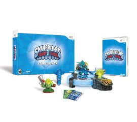 Activision Skylanders: Trap Team - Starter Pack, Wii videogioco Nintendo Wii Basic Inglese