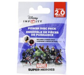 BANDAI NAMCO Entertainment Marvel Super Heroes (2.0 Edition) Power Disc Pack
