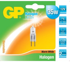 GP Lighting 042556-HLCE1 lampadina alogena 28 W G6.35 Bianco C