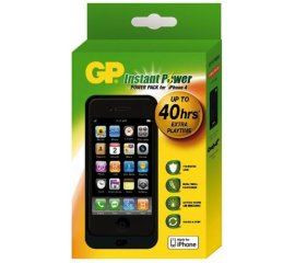 GP Batteries 130.XPB06 custodia per cellulare Cover Nero