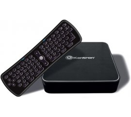 Kentron EboxTV2 set-top box TV Ethernet (RJ-45) Full HD Nero