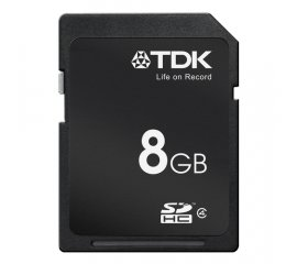 TDK 8GB SDHC memoria flash Classe 4