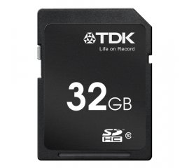 TDK 32GB SDHC memoria flash Classe 10