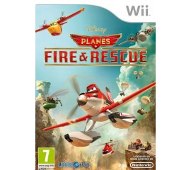 BANDAI NAMCO Entertainment Disney Planes: Fire and Rescue, WII Basic ITA