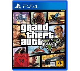 Take-Two Interactive GTA V, PS4 videogioco PlayStation 4 Basic Inglese